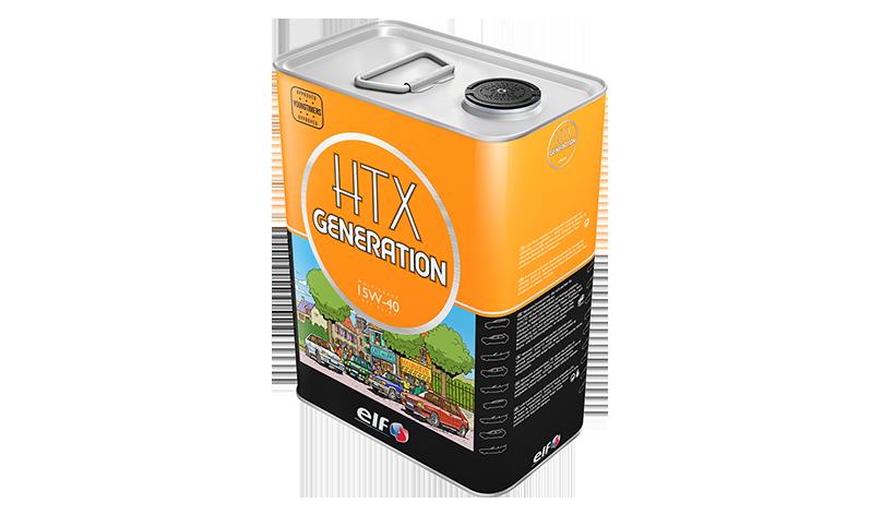HTX GENERATION 15W-40
